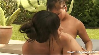 Beautiful Nuru Asian Girls Massage